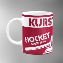 EC Bad Nauheim Kurstadt Hockey Tasse