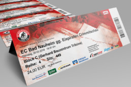 EC Bad Nauheim Tagestickets 2018/2019