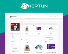 Neptun Shopware Theme 2